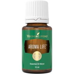 Flesje essentiële olie Aroma life 15 ML