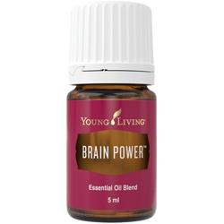 Flesje essentiële olie brain power 5 ml