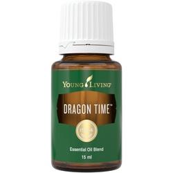 flesje essentiële olie dragon time 15ML