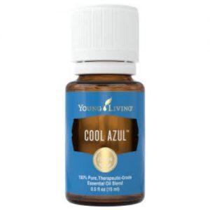 Flesje essentiële olie van Young Living Cool Azul
