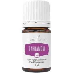 Cardamom Youngliving essentiële oliën kardemom kruiden koken
