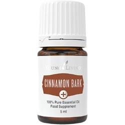 cinnamon bark + vitality youngliving essentiële oliën kaneel kruiden koken