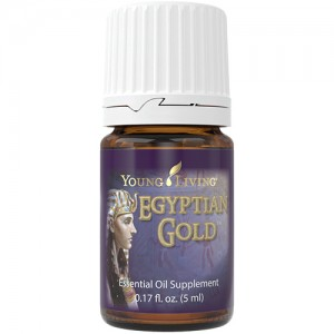Egyptian gold 5ml young living essential oils oily animals