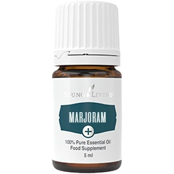Marjoram + Vitality essentiële olie youngliving kruiden koken