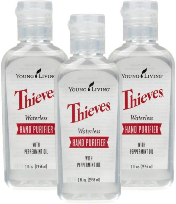 Young Living Thieves Hand Purifier 3 stuks