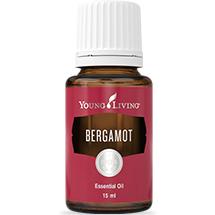 Bergamot Young living essentiële olie uplifting