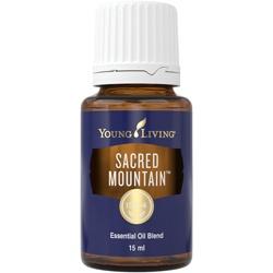 Sacred mountain Young living essentieële olie versterkend aardend