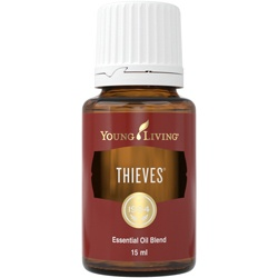 Thieves essentiële olie young living anti bacterieel