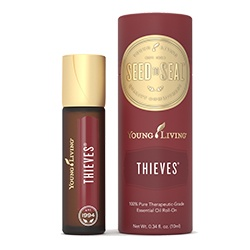 Thieves roll on young living essentiële olie