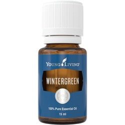 Flesje Wintergreen 15 ml van Young Living