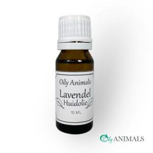 lavendel huidolie ehbo oily animals