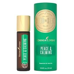 peace and calming young living essentiële olie rustgevend roller flesje