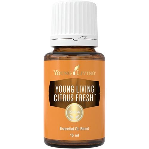 citrus fresh vrolijke frisse essentiële olie youngliving oily animals