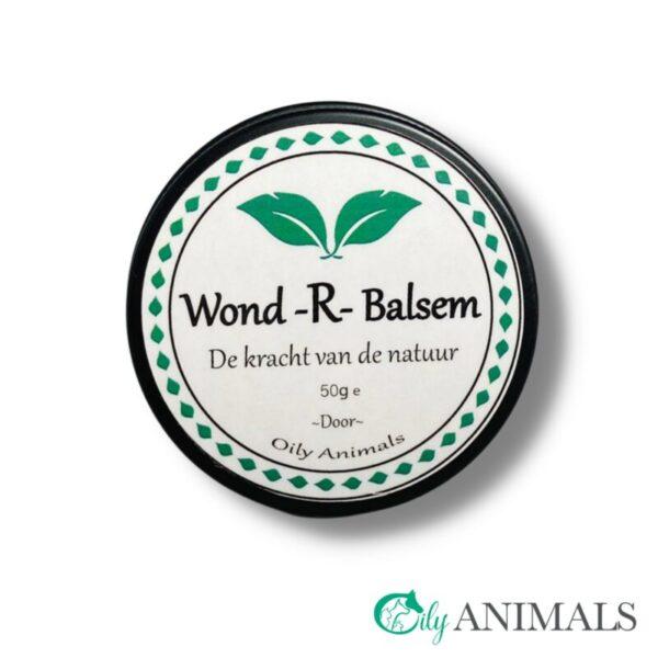 wond-R-Balsem genezende balsem oily animals wondjes uitslag