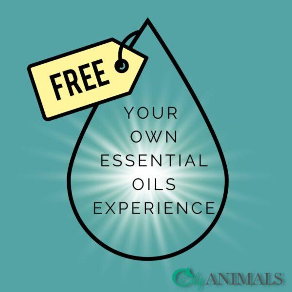 Gratis essentiële oliën ervaren oily animals