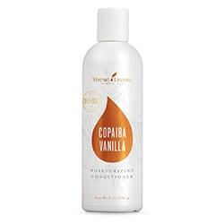 Copaiba vanilla conditioner Young Living verzorgende conditioner Oily Animals